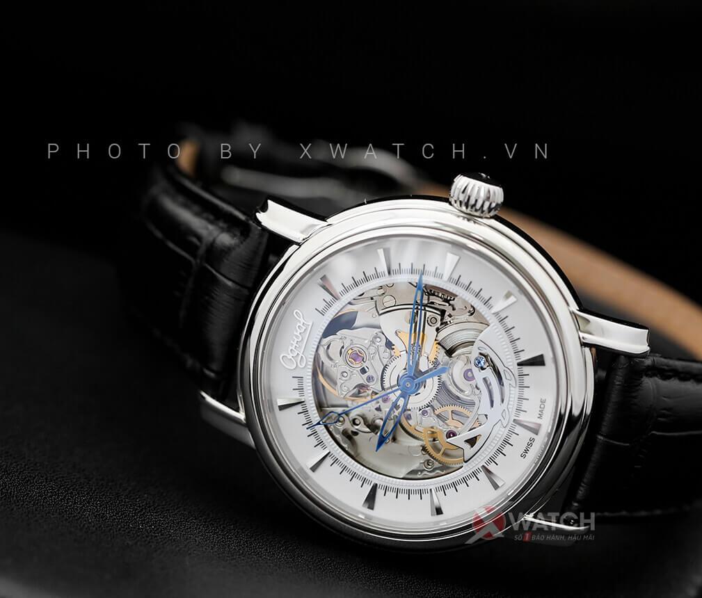 đồng hồ cơ nam đẹp og358.61ags-gl